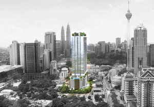 Anggun Residences at Jalan Sultan Ismail which has a GDV of RM504.3 million is scheduled to be completed in the fourth quarter of next year.