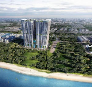 The Atlantis Residences holds geographical advantage due to its convenient location close to Malacca City's major tourist attractions.