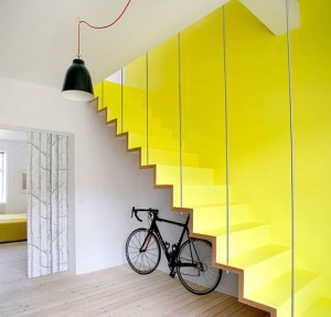 Brilliantly Bright Stairs