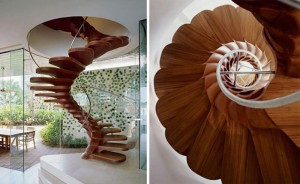 Flower Power Staircase 1