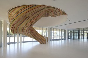 Timber Strip Staircase 1