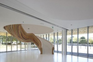 Timber Strip Staircase 2