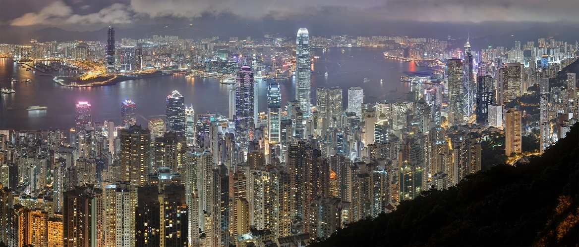Land, condo sales plummet in Hong Kong