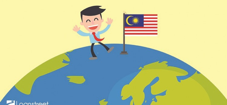 Can Malaysians living overseas apply for a local loan?