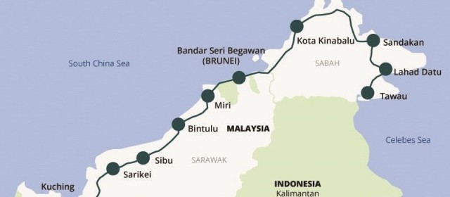 PM kicks off 8 Pan Borneo Highway packages