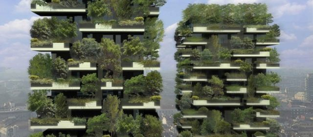 Forest City to fight air pollution in China