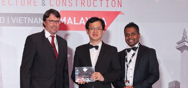 LBS Bina listed as 'Top 10' by BCI Asia Awards