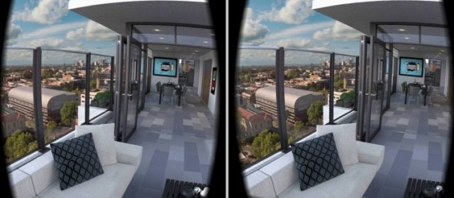VR Tech poised to put a new spin on property