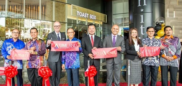UM Land delivers completed Suasana Iskandar Malaysia