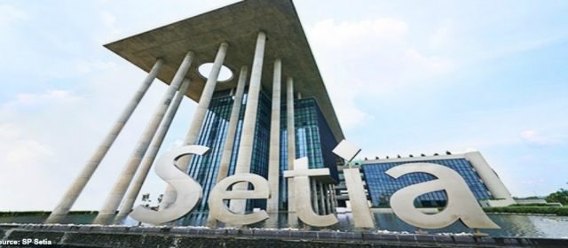 New chairman for SP Setia
