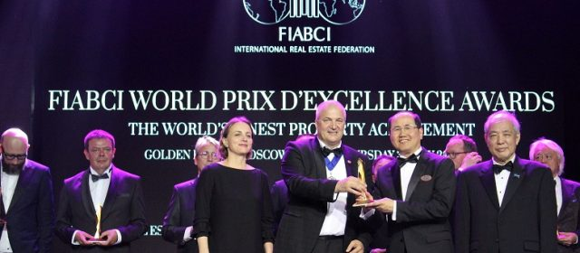 SP Setia makes history at FIABCI Awards