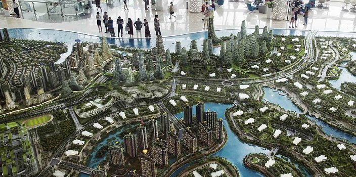 Chinese buyers see red over Forest City penalty clause